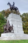 Virginia Memorial, Gettysburg, Pa