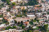 View Of Positano, Italy