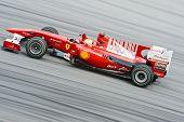 Scuderia Ferrari Marlboro Formula One Driver Felipe Massa