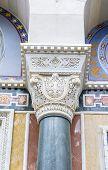 Columns Of Old Church