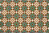 Portuguese Glazed Tiles 138