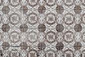 Portuguese Glazed Tiles 093