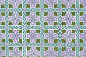Portuguese Glazed Tiles 095