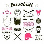 Icons Baseball Team