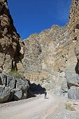 Titus Canyon, Death Valley