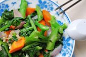Healthy Chinese Style Cuisine
