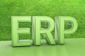 stock photo of enterprise  - Enterprise Resource Planning  - JPG