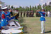 Conducting A Military Band