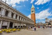 picture of piazza  - VENICE - JPG