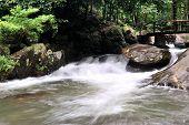 Parque Nacional de pala u cascada. Tailandia