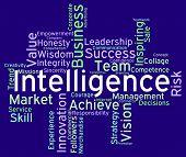 image of perception  - Intelligence Words Indicating Perceptiveness Perception And Acumen - JPG