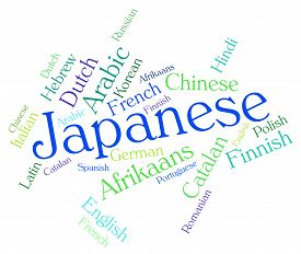 foto of dialect  - Japanese Language Representing Dialect Word And Vocabulary - JPG