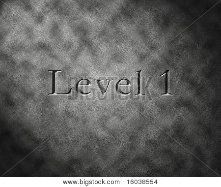 poster of Level 1 Flat Rock Surface