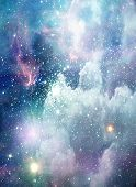 Deep Space-Szene