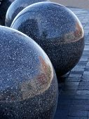 Polished Spheres
