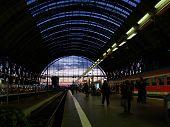 frankfurt central railway station