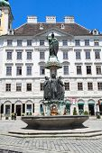 Monument of Kaiser Ferdinands , Vienna, Austri