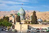 Ali-ebne Hamze Shrine, Shiraz, Iran