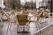 Riverside Outdoor Cafe