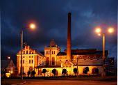 Old beer factory