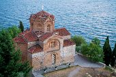 Orthodox Church At Ohrid Lake