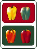 Bell Peppers poster