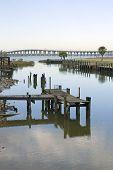 Bay Front Boat Dock