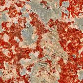 Seamless Texture - Old Paint Rusty Surface