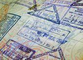 pasaporte visado asia