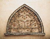 arabic metal arch design