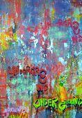 fundo de grafiti