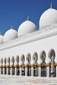 Mezquita Sheikh Zayed de Abu Dhabi, Emiratos Árabes Unidos