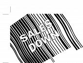 Barcode Sales Down.Eps