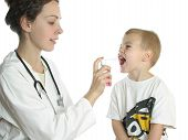 Doctor Assessing Patient