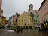 Downtown Fussen