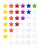 Rate Stars