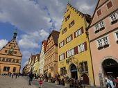 Town of Rothenburg ob de Tauber