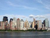 Historic Manhattan poster