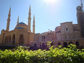 The Magnificent Mohammed El-amine Mosque