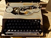 Antique Typewriter