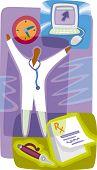 Pharmacist; Prescription; Computer