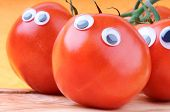 Funny Tomatoes