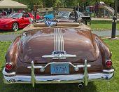 1951 Pontiac Chieftain Rear View
