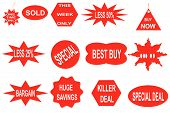 Bargain Stickers.Eps