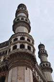 image of charminar  - Charminar in Hyderabad in Andhra Pradesh - JPG