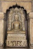 pic of jain  - The Jain temples of Khajuraho carvings - JPG