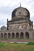 Qutb Shahi Tombs in Hyderabad