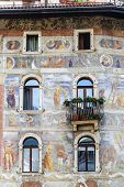Cathedral  Square Of Trento, House