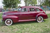 1941 Chevrolet Special Deluxe Side View
