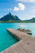 Paradise deck